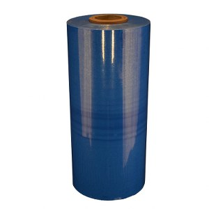 2 x Rolls of Power-Pre Blue Machine Pallet Stretch Wrap 500mm x