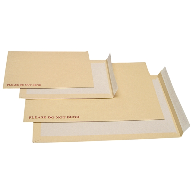 250x C6 162x144mm Board backed envelopes