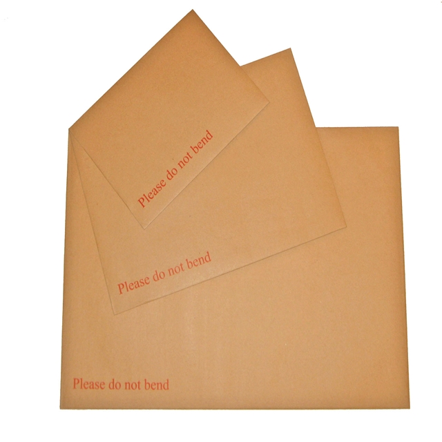 Hard Back Envelopes