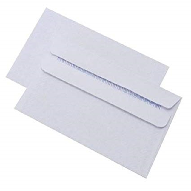 72,000x Pallet DL 220x110mm Plain Envelopes