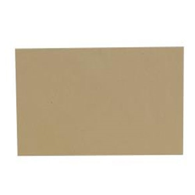 1000x DL 220x110mm MANILLA Plain Envelopes