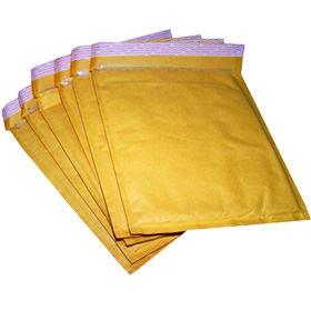 200x Gold Padded Envelopes Gold 170x245mm JL-1 /D