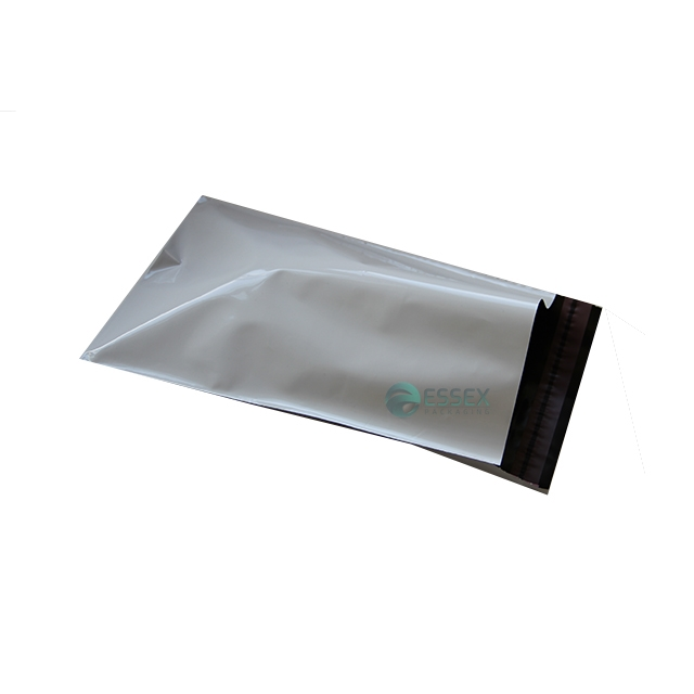 "10000x White Mailing Bags 10x14"" - 250x350mm +Lip"
